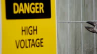 danger high voltage video