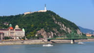 Danube River - Budapest, Hungary. video
