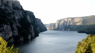 Danube river (HD) video