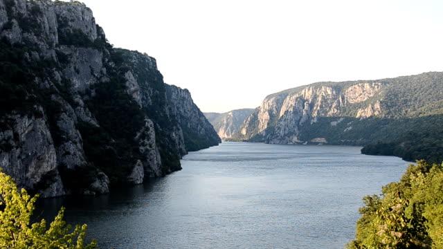 Danube river (HD) video
