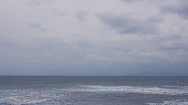 Dark Clouds Above the Sea video