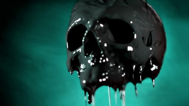 dark skull video