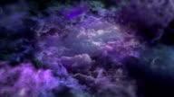 Dark Sky in Purple Tones video