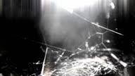 Dark spider web video