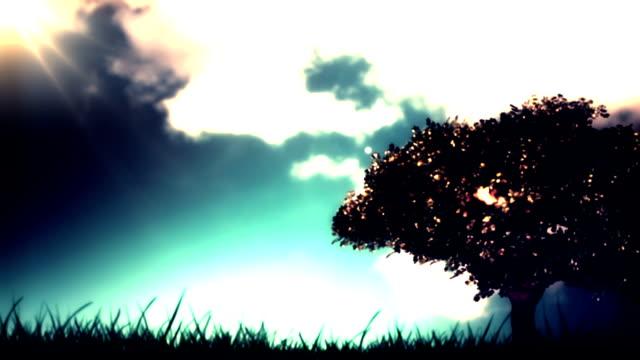 Dark tree of despair video