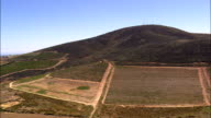 Darling Cellars Winery  - Aerial View - Western Cape,  West Coast District Municipality,  Swartland,  South Africa video