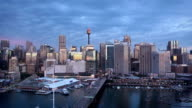 Darling Harbour, Sydney, Australia video