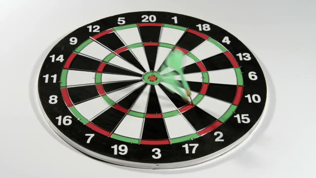 Dart game video