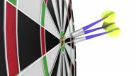 dart game video