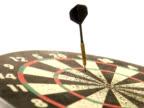 PAL - Dart hits Bullseye video