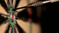 darts strike dartboard video