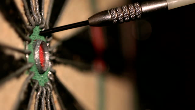 darts strike dartboard video