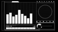 Data screen readout video