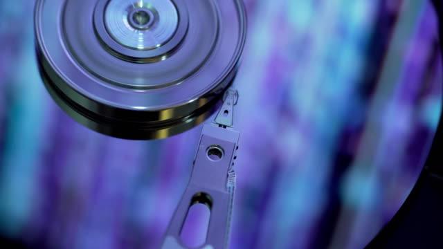 Data transfer. Hard disk video
