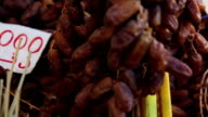 Dates At Tunisan Market video