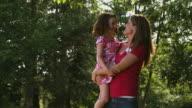 Daughter Runs to Mom video