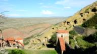 David Gareja monastery video