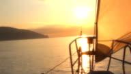 dawn and sail video