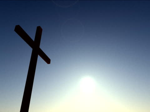 Dawn Christian Cross video