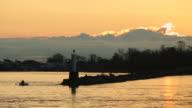 Dawn Dinghy, Steveston Harbor video