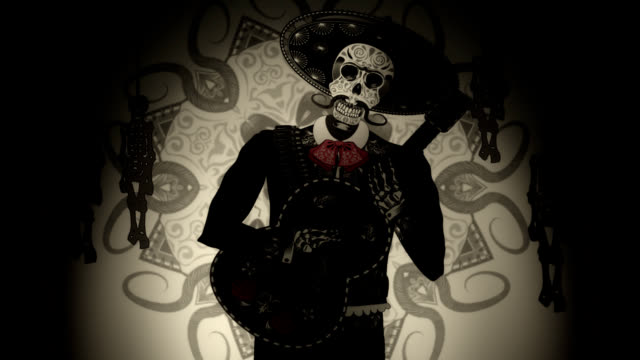 Day of the Dead Mariachi video