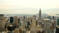 Day to Night Time-lapse: New York City Cityscape in action video