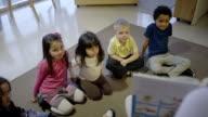 Daycare Storytelling video