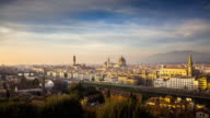 Daytime Time Lapse of Florence, Italy video