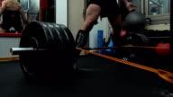 Dead lift training video