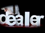 Dealer leader text video