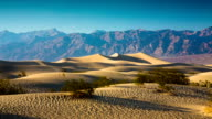 Death Valley Desert Dunes video