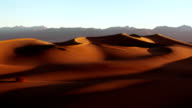 Death Valley Dunes at Sunrise video