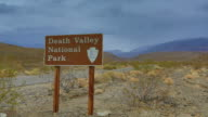 Death Valley Sign, California video