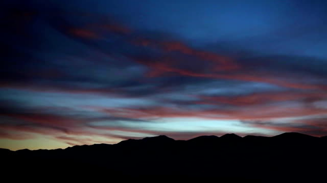 Death Valley: Sunset video