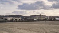 Deauville, France - Timelapse  - The Casino video