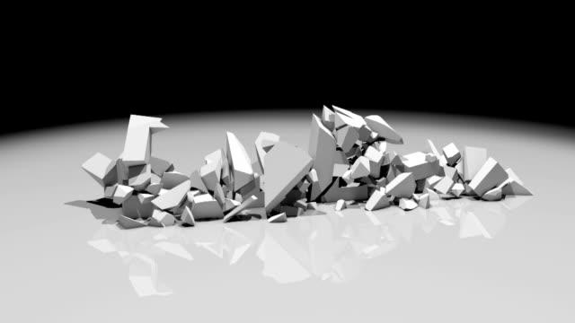 Debt Crumble video