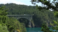 Deception Pass Bridge, WA video