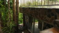 Deck Terrace Rainy Day video