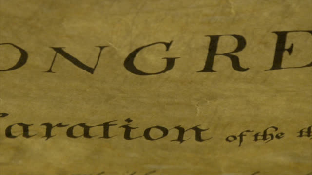 Declaration of Independence video