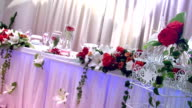 Decorated Table video