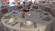 Decorated Tables video