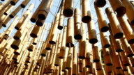 decoration Made of bambo in thailand video