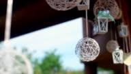 Decoration Wedding Hand Braided video