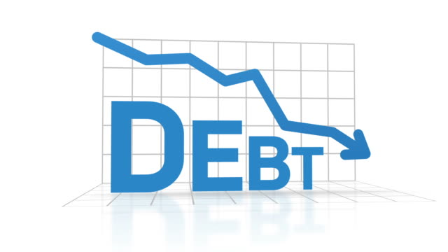 Decreasing debt video