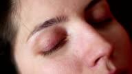 Deep Dreaming Sleep with REM video