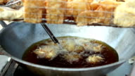 Deep Fried Vegetable Fritter Indonesian Cuisine video