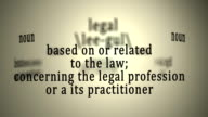 Definition: Legal video