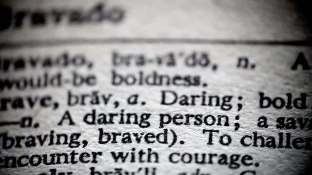 Definition of Brave video