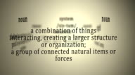 Definition: System video