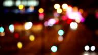 Defocus traffic video